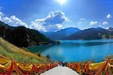 天池、吐鲁番、库尔勒、库车、阿克苏、喀什单飞七日游