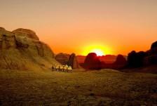 北疆风光喀纳斯四日游