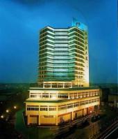 新疆乌鲁木齐孔雀大厦