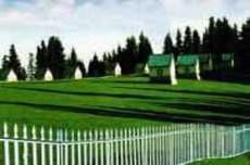 新疆阿勒泰青河县天林度假村