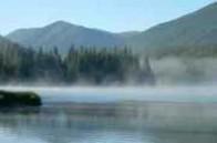 新疆阿勒泰喀纳斯湖